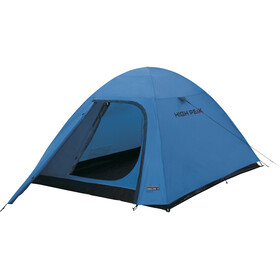 High Peak Kiruna 3 Tent Blue/Grey